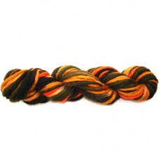 Thick & Thin Tiedye Wool Yarn-F