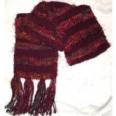 Wool Silk Lining Scarf