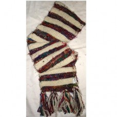 Woolen scarf with Silk Lining
