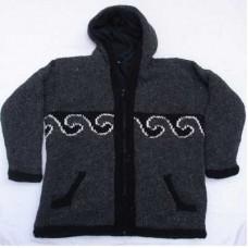 Inside Fleece Woolen Jacket