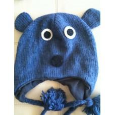 Woolen Animal Design Hat-r