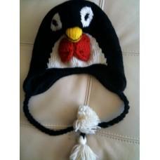 Woolen Animal Design Hat-s