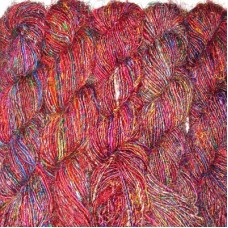 2nd Grade A Recycled Silk Yarn