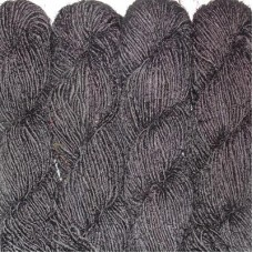Black Best Recycled Silk Yarn