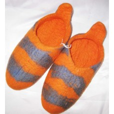 Felting 2 Stripes Shoes