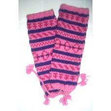Woolen Leg Warmers