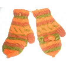 Woolen Cover Gloves For Winter