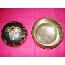 Buddha Eye Painted Singing Bowls
