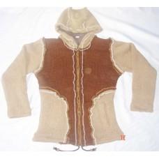 Woolen Winter Hooded Jacket