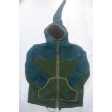 Woolen Long Hooded Jackets