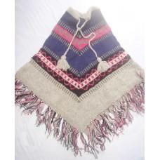 Woolen Warm Ponchos
