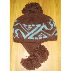 Frills Woolen Hat