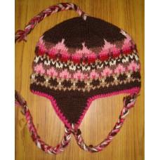 Woolen Ear Flap Cap