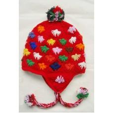 Woolen Ear Flap Hat