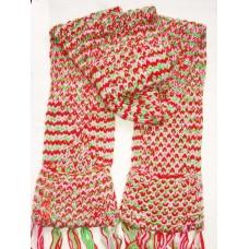 Woolen Knitting scarf