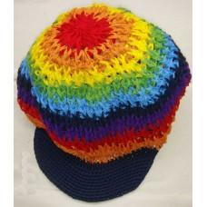 Woolen Hand Crochet Hat