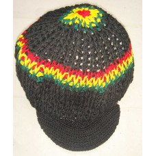 Woolen Lining in the Middle hat in acrylic