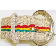 Hemp Pin Buckle Belts