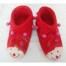 Felt Folding with Balls animal Shoes