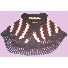 Woolen Crochet Ponchos