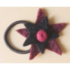 Felt Star Flower Hair band