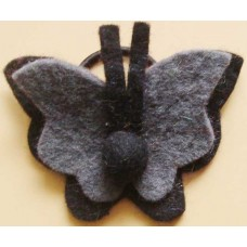 Felt wool  Butterfly Hair Band