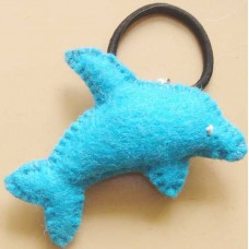 Fish Design Felt Hair Band