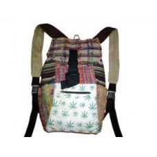 Hemp Backpack-a