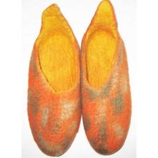 Tie-dye Simrella Felt Shoes