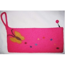 Butterfly Felt Needle Case