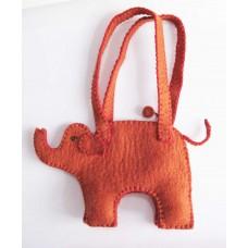 Felt Elephant Bag