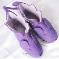 Felt Cutting Mouse Shoes