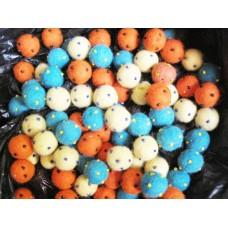 Felt Beaded Balls