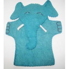 Felt Elephant Puppet