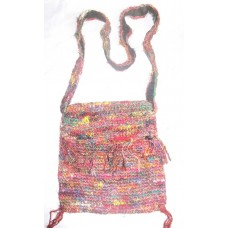 Recycled Silk Bag