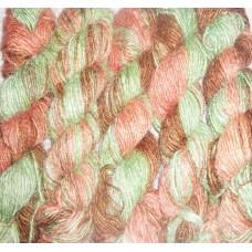 Higher Best Quality Tie-dye Recycled Silk Yarn-A