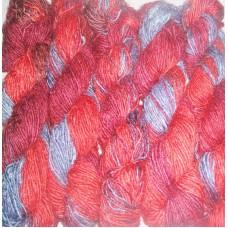 Higher Best Quality Tie-dye Recycled Silk Yarn-E