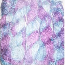 Higher Best Quality Tie-dye Recycled Silk Yarn-D