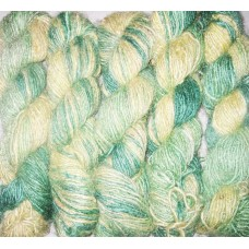Higher Best Quality Tie-dye Recycled Silk Yarn-C