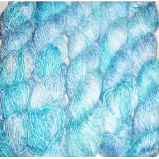 Higher Best Quality Tie-dye Recycled Silk Yarn-F