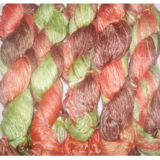 Tie-dye Viscose yarn-A