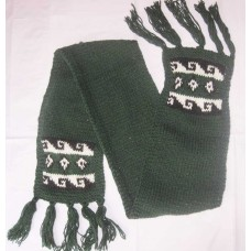 Hand Knitted Woolen Winter Scarve