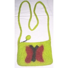 Butterfly Baby Small long handle Bag