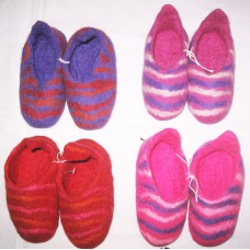 Baby Stripes Slipper