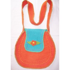Folding Crochet Folding Bag