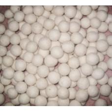 White Felt Balls