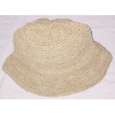 Natural Hemp Hat