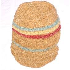 Hemp Women Knit Hat