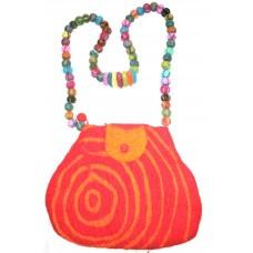 Felt Swiral Bag