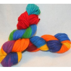 Thick & Thin wool yarn-X